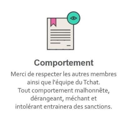 Règles du Tchat Gratuit de Rencontre-Gros.eu